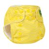 ZOOCCHINI Baby/Toddler One Size Reusable Pocket Diaper w/2 Inserts - Puddles the Duck