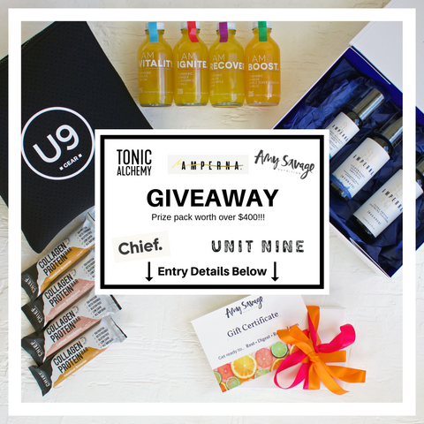 UNIT NINE GIVEAWAY