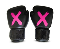 UNIT NINE Limited Edition HOT PINK x Luxe Boxing Gloves