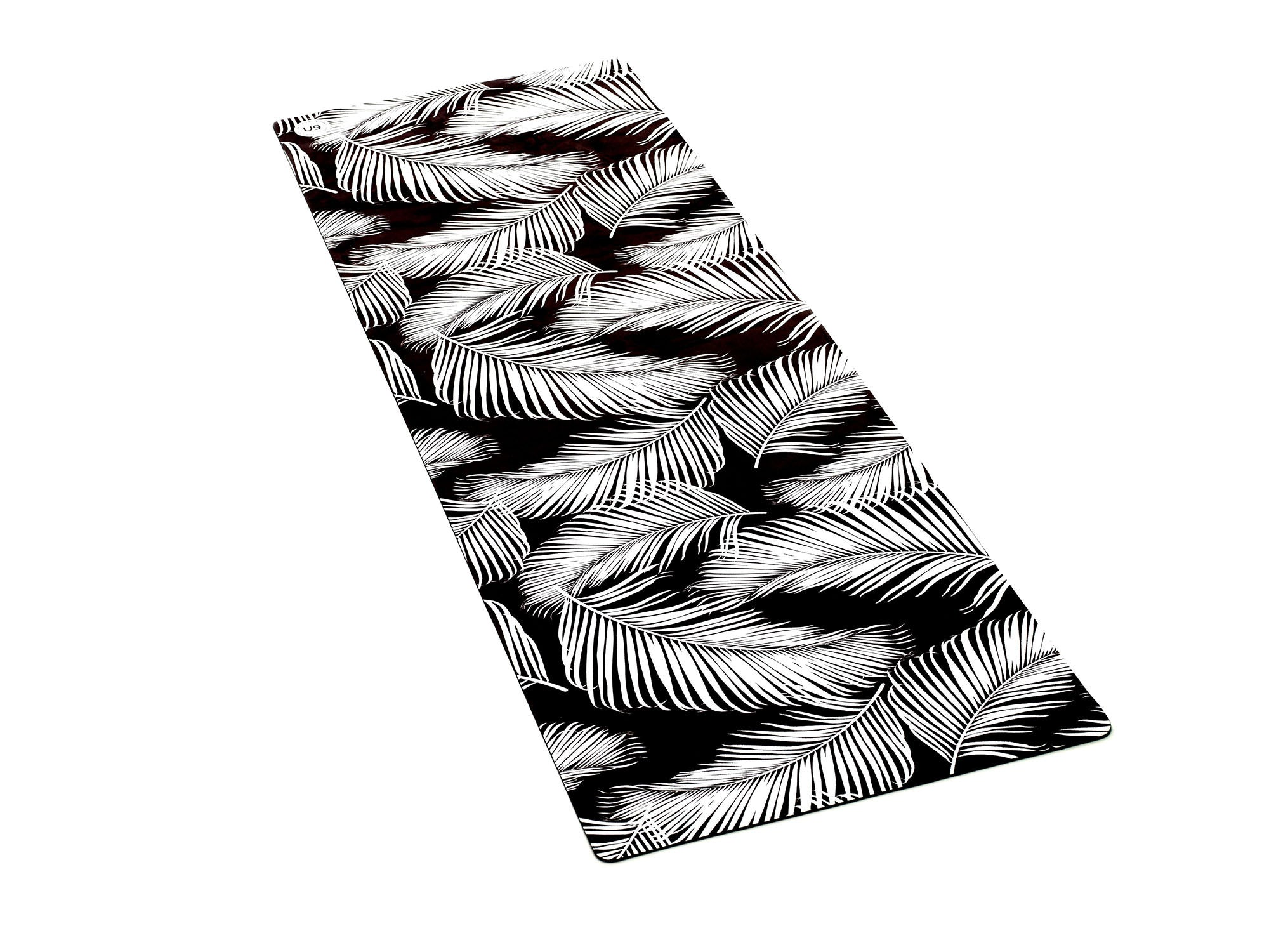 UNIT NINE Black Fern Yoga Mat 4