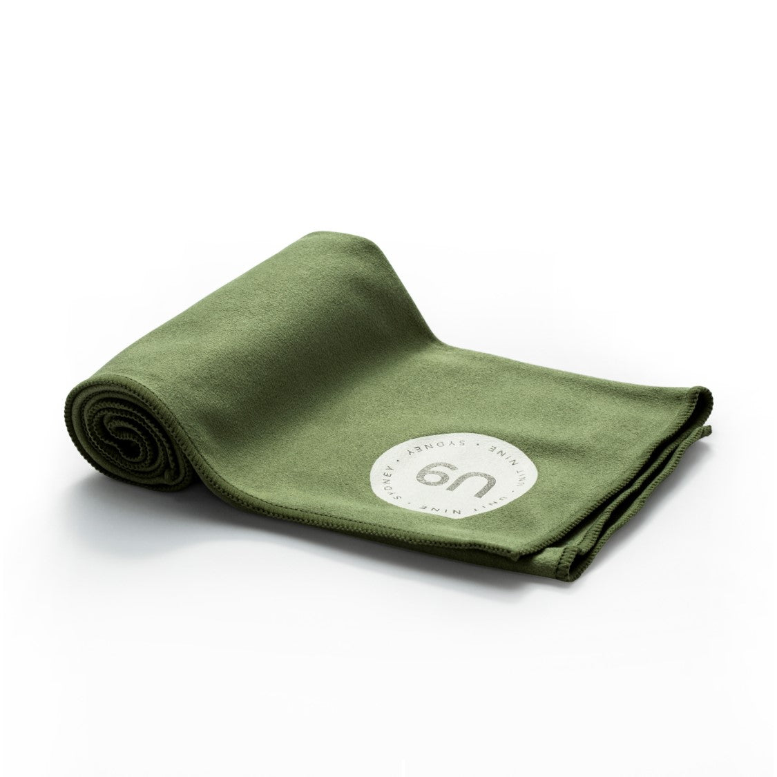 UNIT NINE Khaki sweat towel