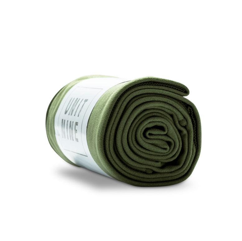 UNIT NINE Khaki Yoga Towel 2