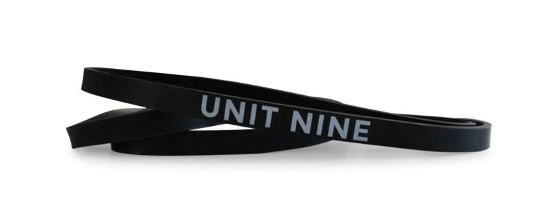 UNIT NINE Long resistance bands
