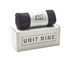 UNIT NINE Black Sweat Towel