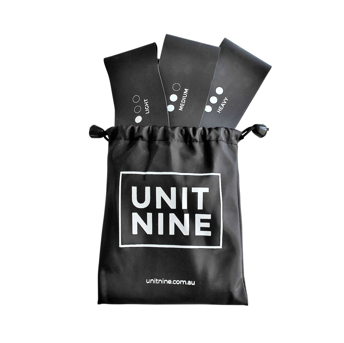 UNIT NINE Mini Resistance Bands 2