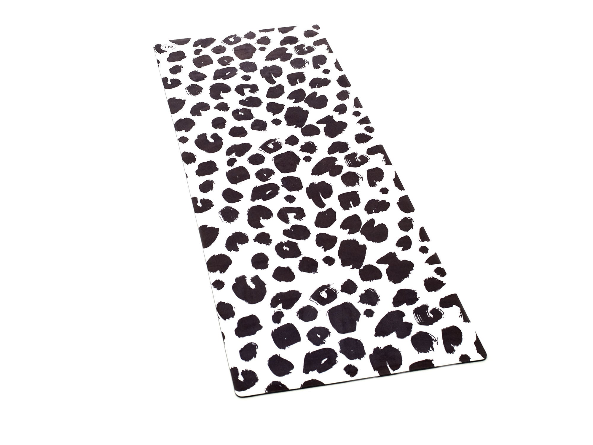 UNIT NINE White Leopard Yoga Mat 4