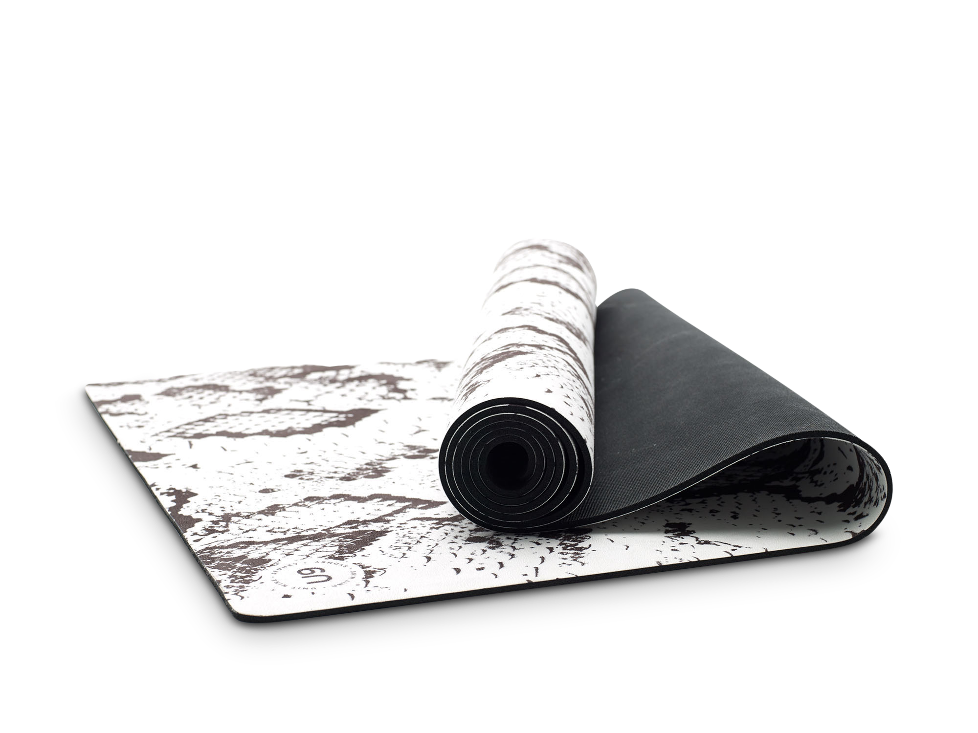 UNIT NINE White Python Yoga Mat 3