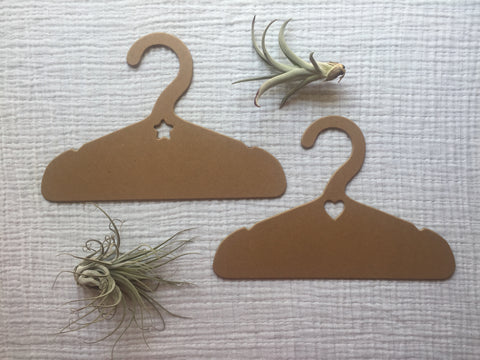 Heart hanger, start hanger, air plant