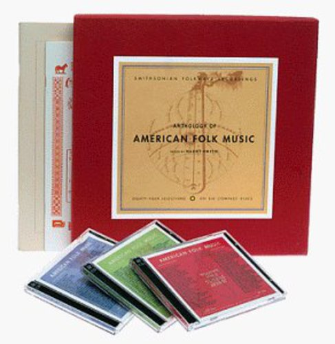 Anthology Of American Folk Music (Box)
