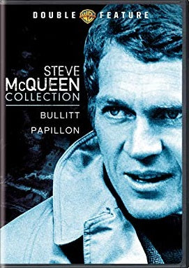 Steve McQueen Collection: (Bullitt / Papillon)