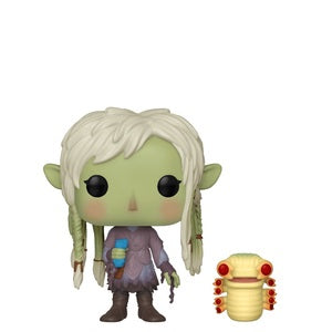 Funko Pop! Television: The Dark Crystal - Deet with Baby Nurlock