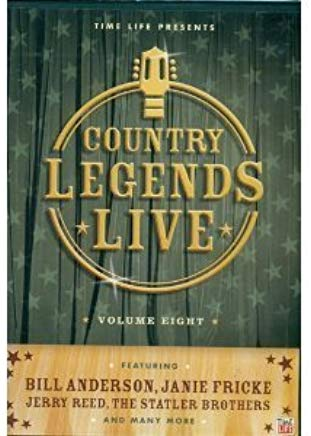 Country Legends Live Volume 8