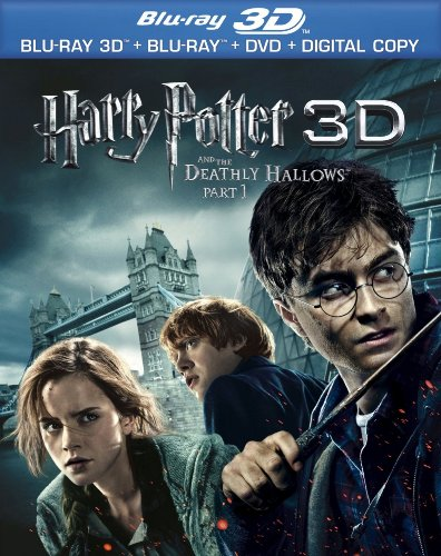 Harry Potter And The Deathly Hallows Part 1 (3D)