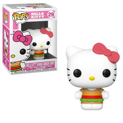 Funko Pop Sanrio - Hello Kitty (Kawaii Burger Shop)
