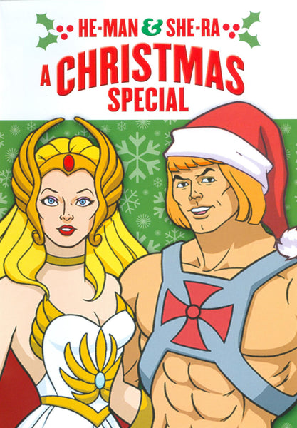 He-Man & She-Ra Christmas Special