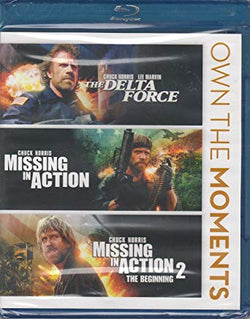 Chuck Norris Triple Feature