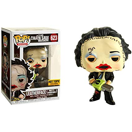 Funko Pop! Movies: Texas Chainsaw Massacre - Leatherface (Hot Topic)