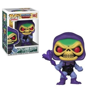 Funko Pop! Animation: Masters Of The Universe - Battle Armor Skeletor