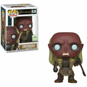 Funko Pop! Movies: Lord Of The Rings - Grishnakh (ECCC 2019)