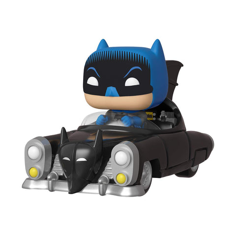 Funko Pop! Batman - 1950 Batmobile