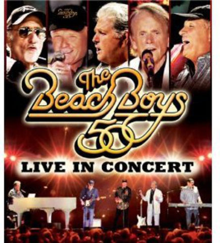 The Beach Boys 50: Live In Concert