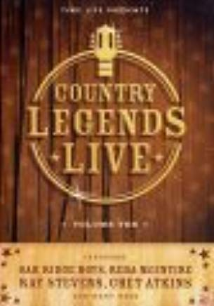 Country Legends Live Volume 10