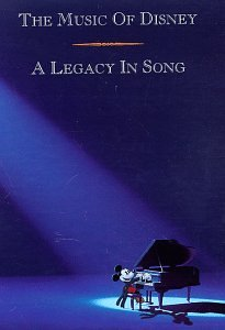 The Music Of Disney: A Legacy In Song (Box)