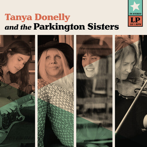 Tanya Tonelly and the Parkington Sisters