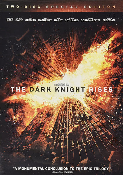 The Dark Knight Rises (2 Disc)