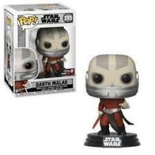 Funko Pop Star Wars: Darth Malak (GameStop)
