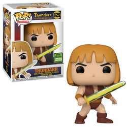 Funko Pop! Animation: Thundarr The Barbarian (ECCC 2021 Spring Convention)