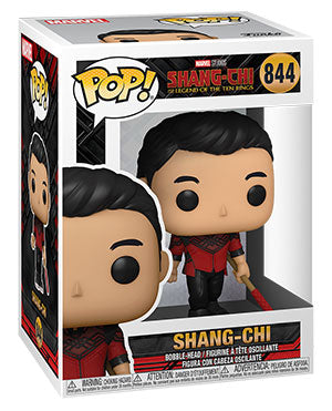 Funko Pop! Marvel: Shang- Chi and the Legend of the Ten Rings- Shang- Chi