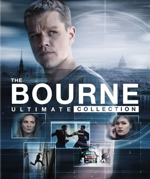 Bourne Classified Collection