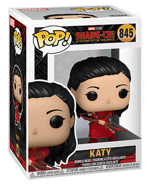 Funko Pop! Marvel: Shang- Chi and the Legend of the Ten Rings - Katy