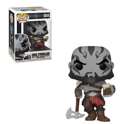Funko Pop Games: Critcal Role Vox Machina - Grog Strongjaw