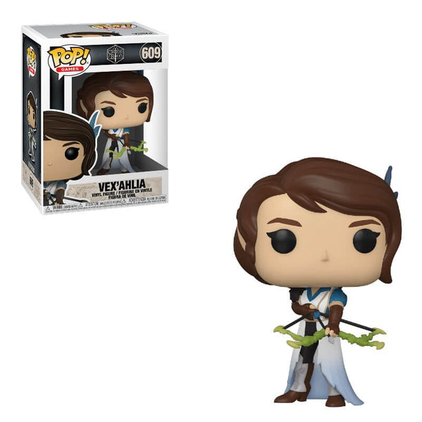 Funko Pop Games: Critical Role Vox Machina - Vex'ahlia
