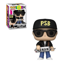 Funko Pop Rocks: Pet Shop Boys - Chris Lowe