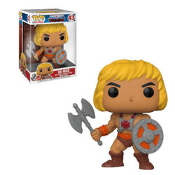 Funko Pop Retro Toys: Masters Of The Universe - He-Man (10-Inch)