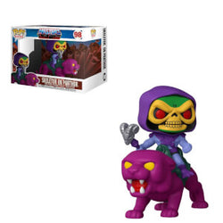 Funko Pop Rides: Masters Of The Universe - Skeletor on Panthor