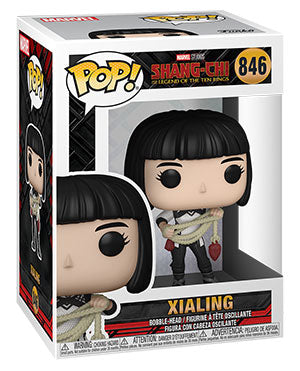 Funko Pop! Marvel: Shang- Chi and the Legend of the Ten Rings - Xailang