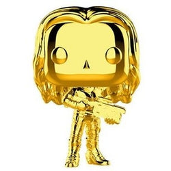 Pop! Marvel: MS 10 - Gamora (Chrome)