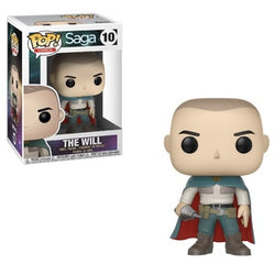 Funko Pop Comics: Saga - The Will