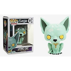 Funko Pop Comics: Saga - Lying Cat