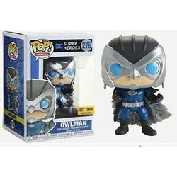 Funko Pop Heroes: DC Super Heroes - Owlman (Hot Topic)