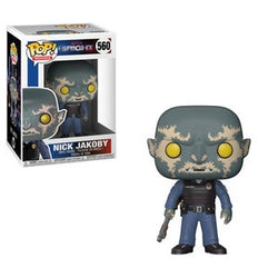Funko Pop! Movies - Netflix Bright - Nick Jakoby