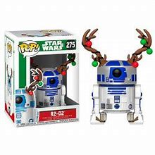 Funko Pop! Star Wars: Holiday - R2D2 With Antlers