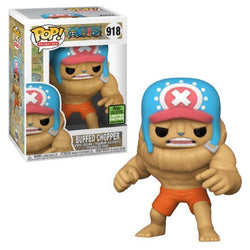 Funko Pop! Animation: One Piece- Buffed Chopper (ECCC 2021 Spring Convention Shared)