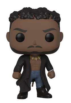 Pop! Marvel: Black Panther - Erik Kilmonger With Scar