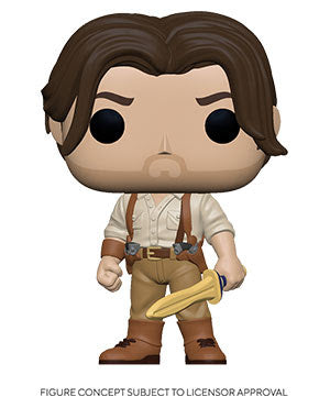 Funko Pop! Movies - The Mummy - Rick O'Connell