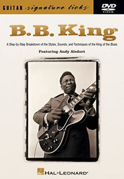 Guitar Signature Licks: B.B. King